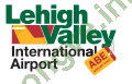 Logo Lehigh Valley International Airport