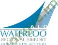 Logo Waterloo Regional Airport