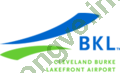 Logo Cleveland Burke Lakefront Airport