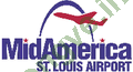 Logo MidAmerica St. Louis Airport / Scott Air Force Base