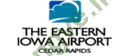 Logo The Eastern Iowa Airport