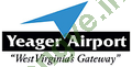 Logo Yeager Airport