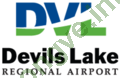 Logo Devils Lake Regional Airport (Devils Lake Municipal Airport)