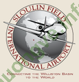 Logo Sloulin Field International Airport